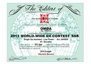 Diplom OM0A
