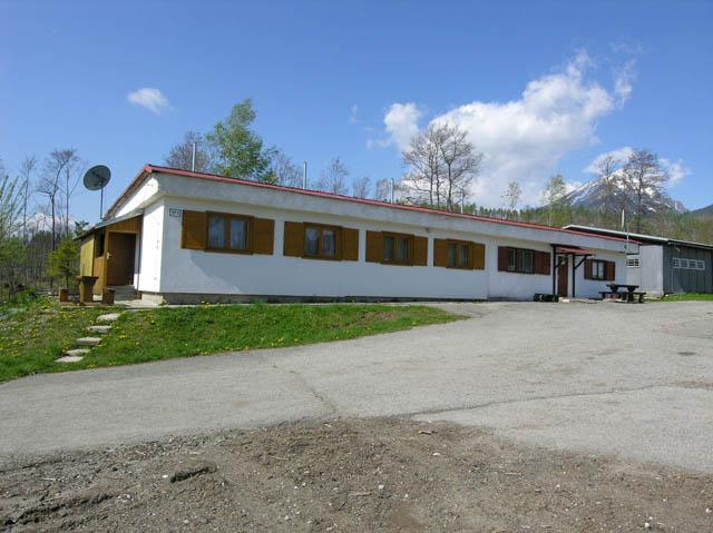 Ubytovňa Biela Stopa Tatranská Lomnica