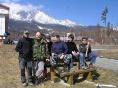 Spoločné foto tímu