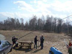 Zdvíhanie teleskopu