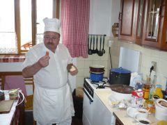 Hlavný kuchár Cyro