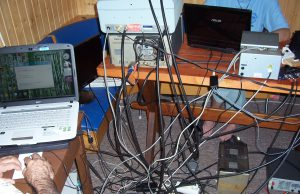 Príprava na vysielanie
