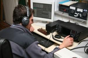 Prevádzka rádioamatérskej stanice