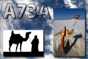 A73A QSL