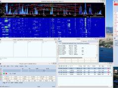 N1MM+ pri sto spojení v CQ WPX Contest-e 2021
