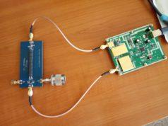 JTGP-1033 D6 spektrálny analyzátor s VF generátorom