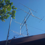 OM3KOM antennas in JN98dv