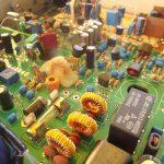 MKARS Деталь PCB 80 transceivera