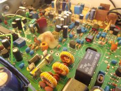 Detail PCB MKARS 80 transceivera
