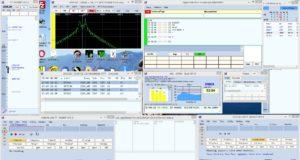 N1MM s RTTY prevádzkou OM0A