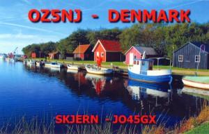 OZ5NJ Dánsko
