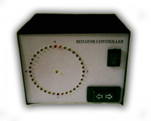 Nový kontrolér k rotátoru