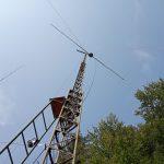 17il. F9FT su antenna 144 MHz