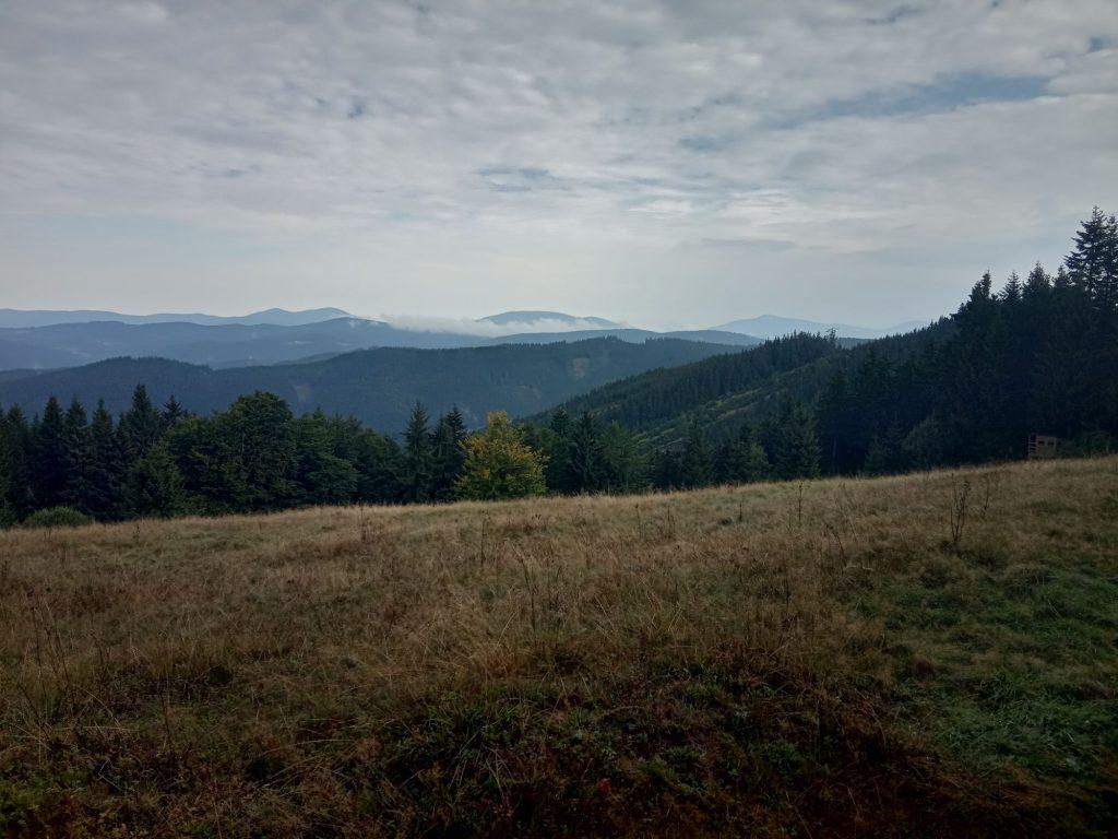 Výhled z Malého Javorníka, JN99eh